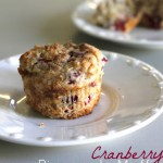 Cranberry-Muffin pineapple