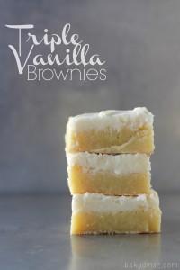 triple-vanilla-brownies