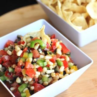 Sheryl's Corn Salsa