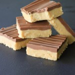 creamy peanut butter bars