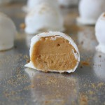 Pumpkin Pie Truffle