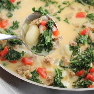 7 Ingredient Zuppa Toscana Soup
