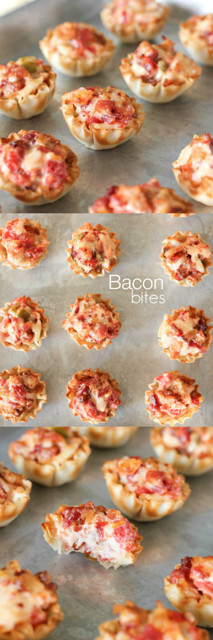 Tomato Bacon Bites