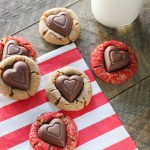 peanut butter cookie valentines day