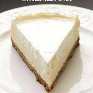 Nana's Famous Cheesecake