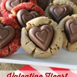 valentine-heart-peanut-butter-cookies