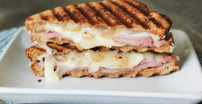 Ham & Havarti Grilled Cheese