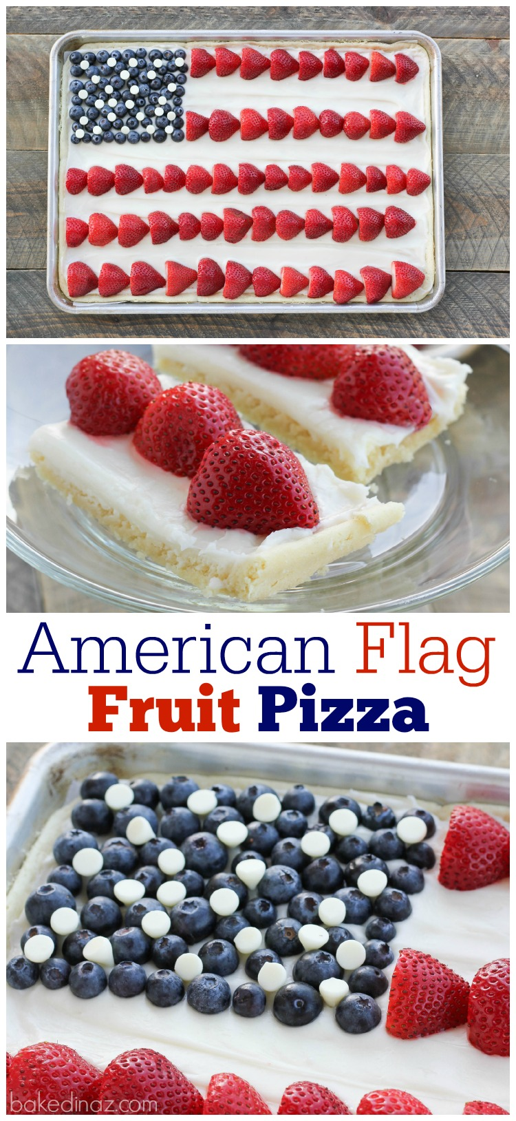 Long American Flag