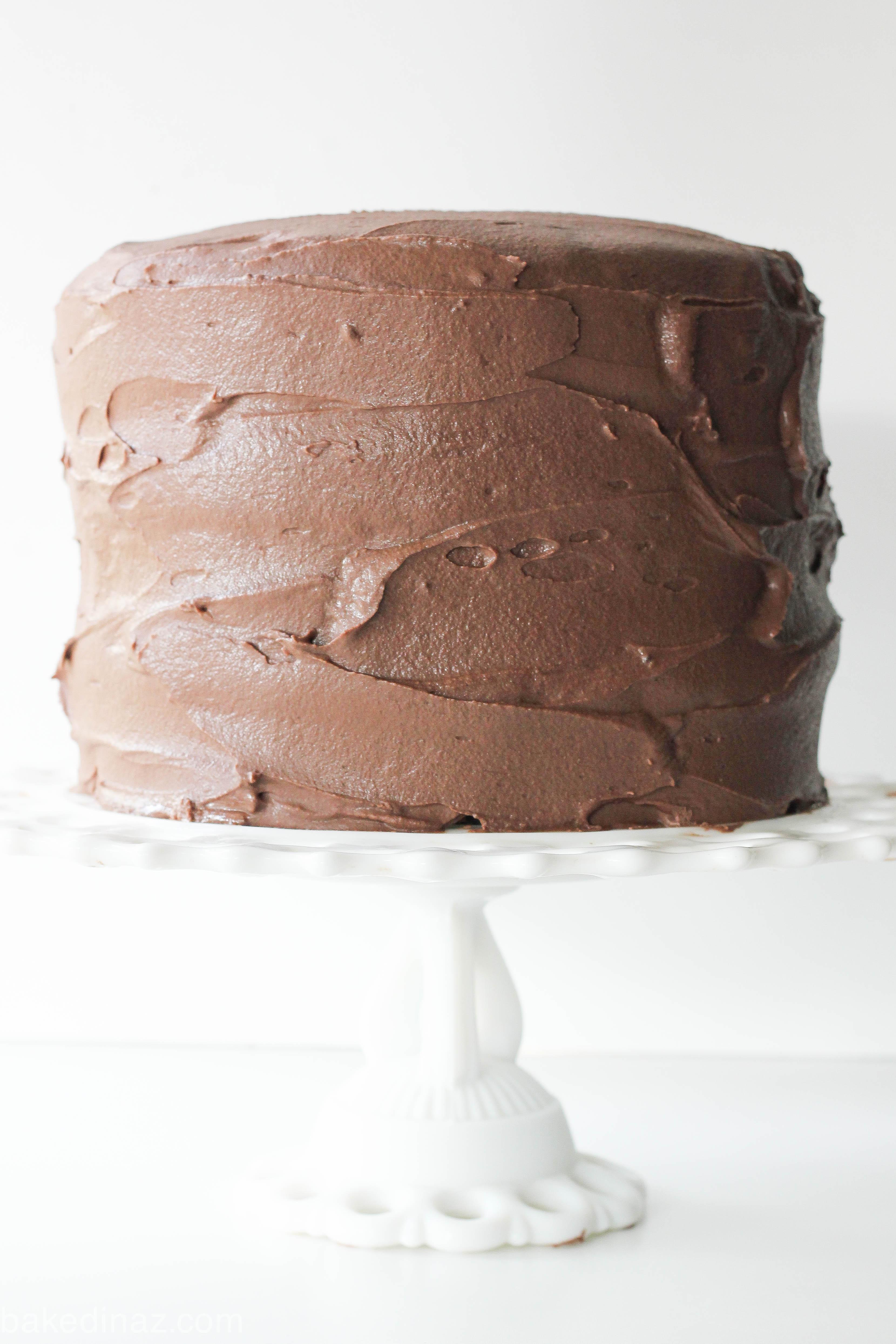 Best chocolate cake utah