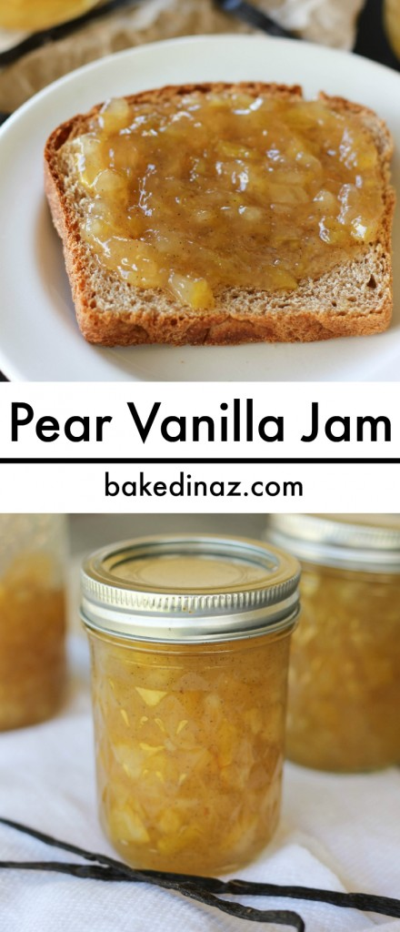 ... vanilla pear jam recipes dishmaps brandied vanilla pear jam recipe