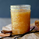 Vanilla Spiced Pear Butter - How to Can Pear Butter