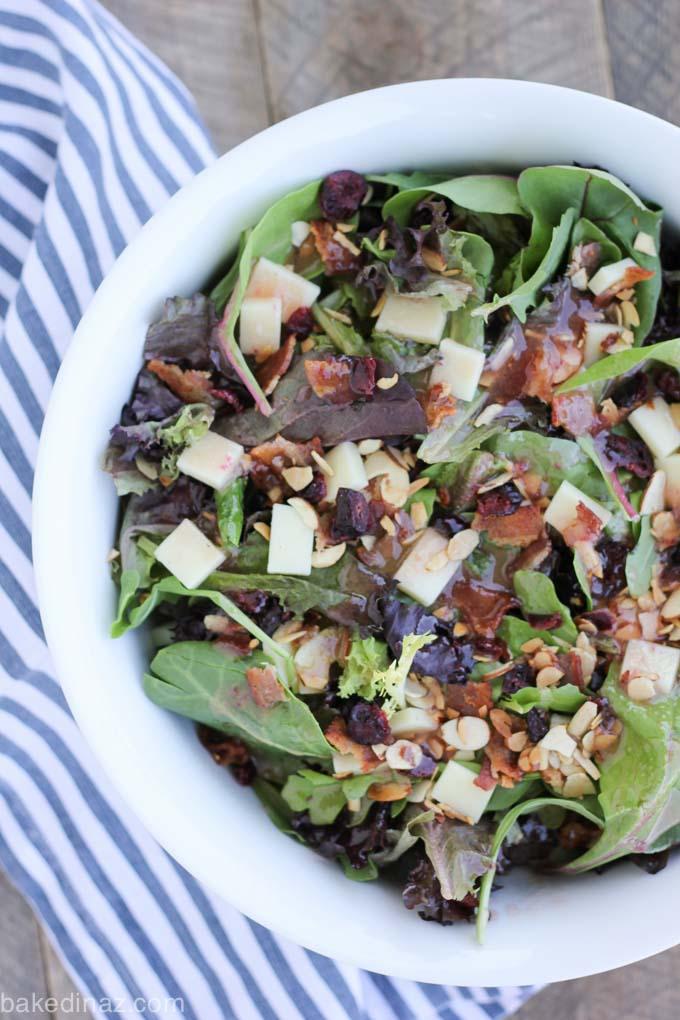Bacon Mozzerella Salad-4