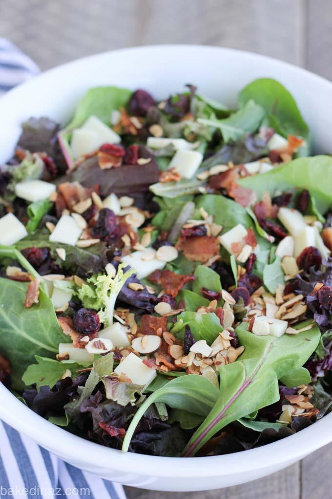 Bacon Mozzerella Salad-5