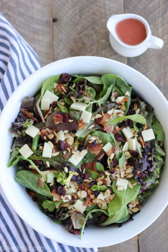 Bacon Mozzerella Salad-7