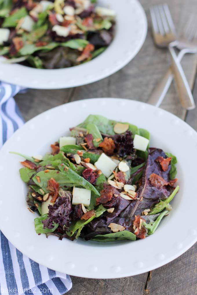 Bacon Mozzerella Salad