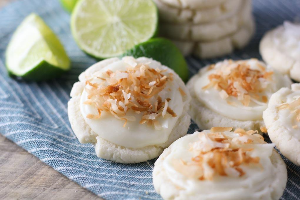 Coconut Lime Swig Sugar Cookies-6