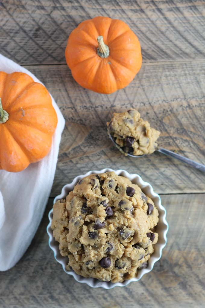 Pumpkin Cookie Dough-2