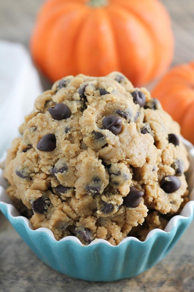 Pumpkin Cookie Dough-4