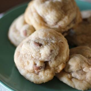 Chocolate Parfait Cookies (Jacob Lake Inn)