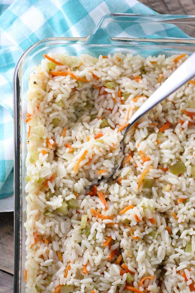 Polynesian Rice