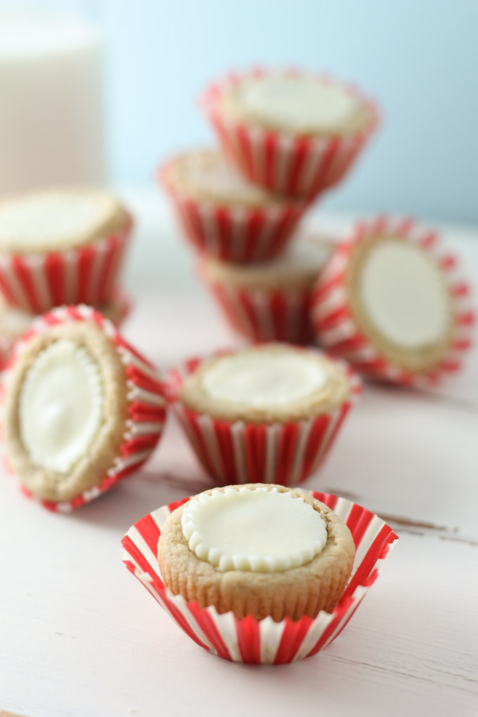 Peanut Butter Cup Cookies-3