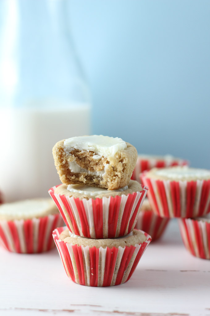 Peanut Butter Cup Cookies-9