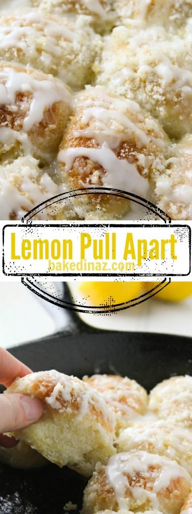lemon pull apart