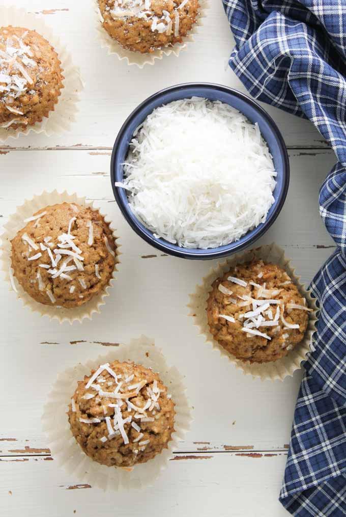 Coconut Muffins-2