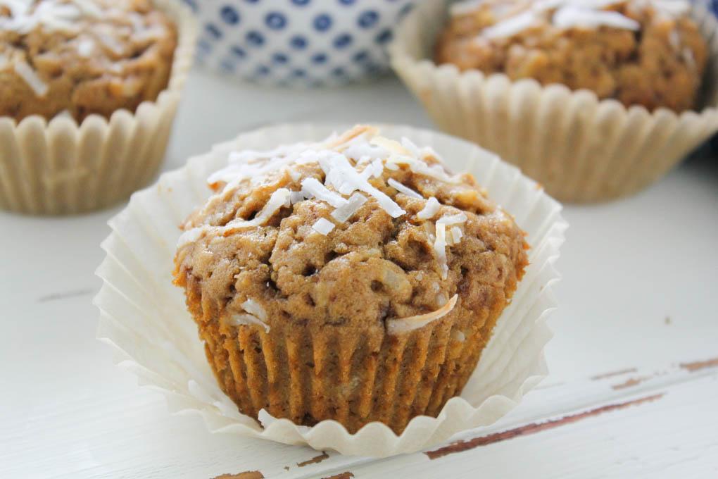 Coconut Muffins-3