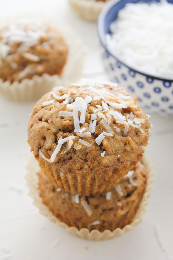 Coconut Muffins-4