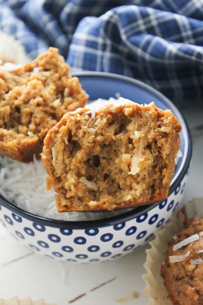 Coconut Muffins-6