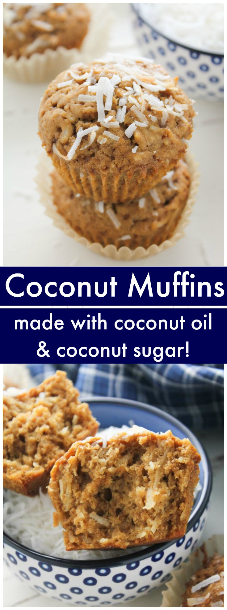 Coconut Muffins long