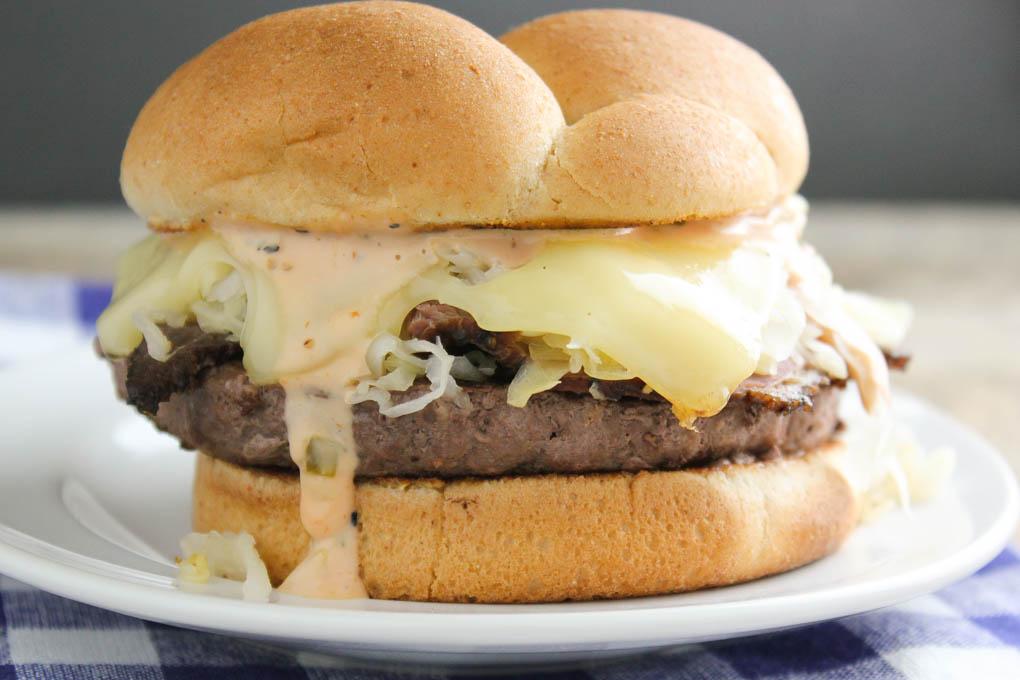 Pastrami Cheeseburger-4