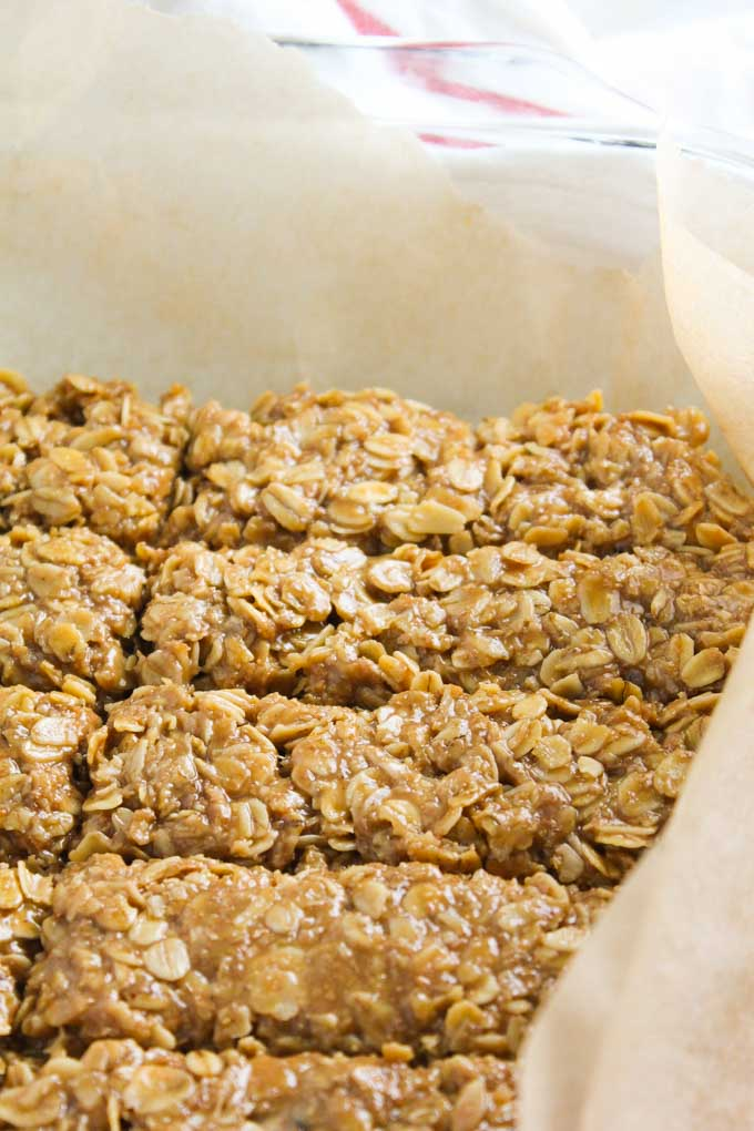 Chewy Butterscotch Granola Bars-13