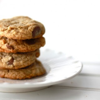 3 Chip Chocolate Chip Cookies