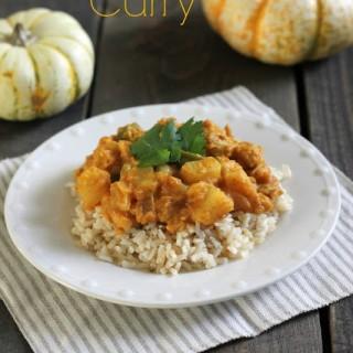 Pumpkin Potato Pineapple Curry