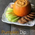 Pumpkin-Dip