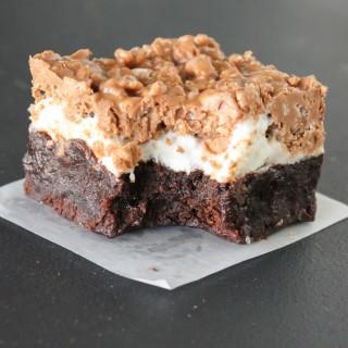Crunch Brownies