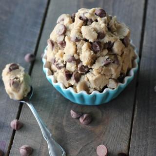 Edible (Egg-less) Cookie Dough