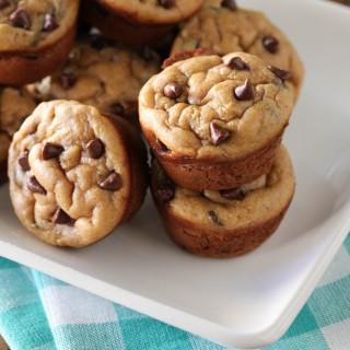 5 Ingredient Blender Mini Muffins (Gluten & Grain Free!)