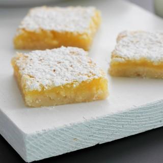 The Best Lemon Bars