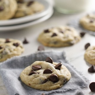 The Best Chocolate Chip Cookies