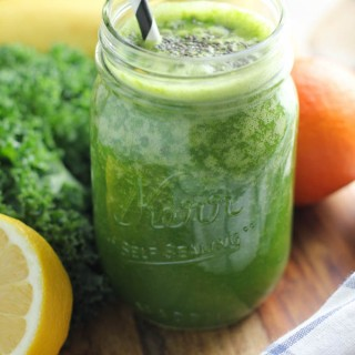 Back on Track Green Smoothie