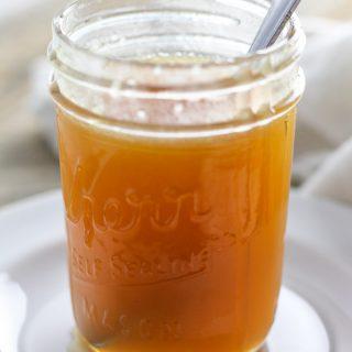 Best Buttermilk Syrup